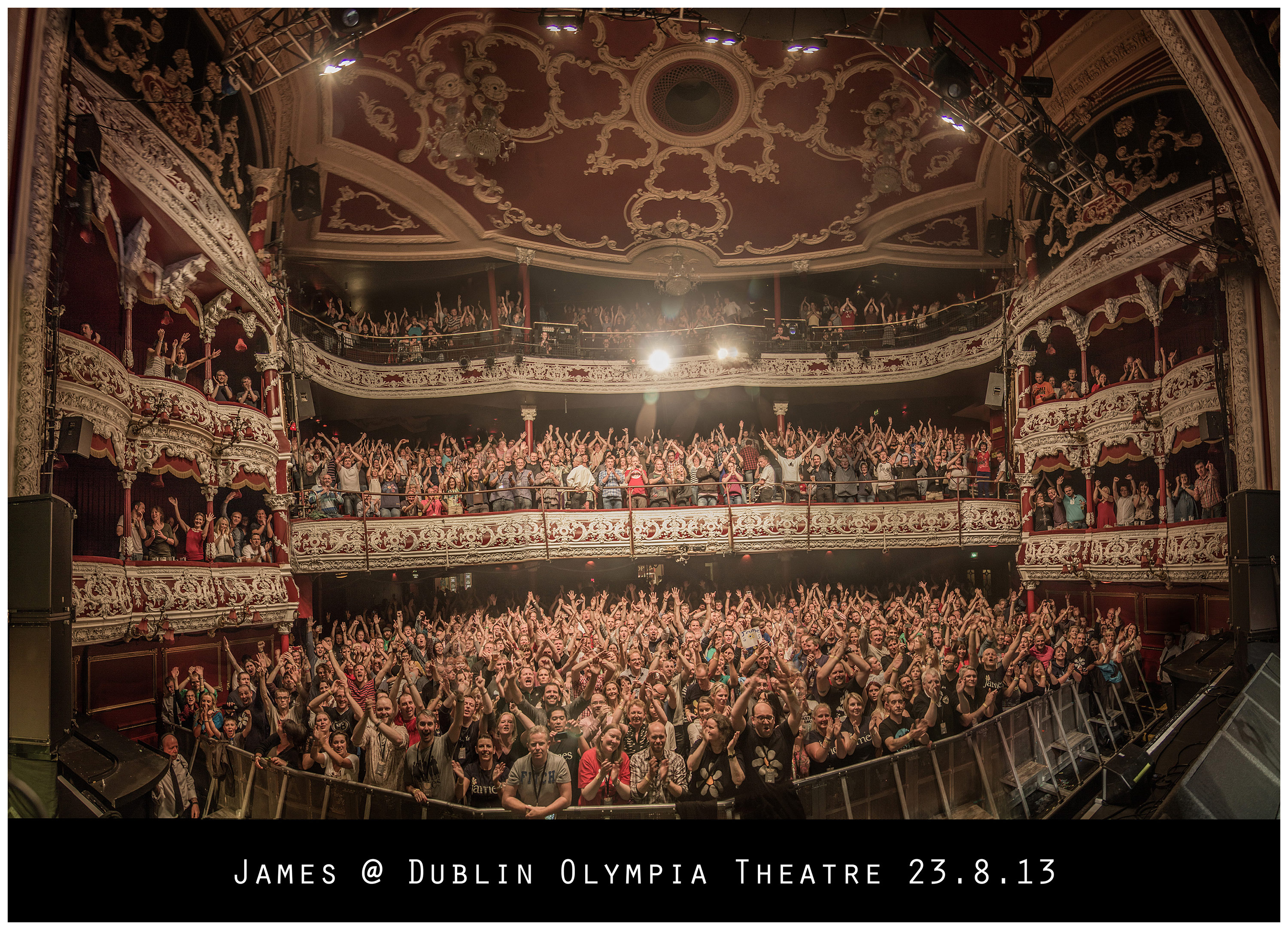 Larry s summertime photos summer 2013 james for The olympia